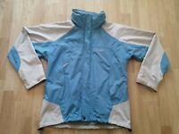 Women's Berghaus Aquafoil Waterproof Jacket With Hood - Size 12 - Hike Ski - VGC