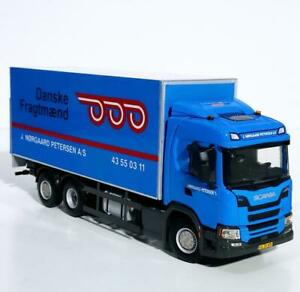 """Scania G normal CG17N 6x2 tag axle""""J. Nørgaard Petersen""""WSI truck models 01-3356"""