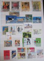 Collection timbres France oblitérés - Année 2002 - Voir photo