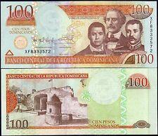 Rep. DOMINICANA - 100 pesos 2011 FDS - UNC