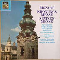 Mozart* Agnes Giebel, Marga Höffgen, Pilar LP Album Vinyl Schallplatte 161447