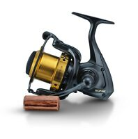 NEW! Sonik Xtractor 5000 GS (Gold Spool) Carp Reel (SXR5000GS)