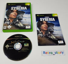 Microsoft Xbox - Syberia PAL