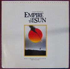 L'Empire du Soleil 33 tours John Williams 1987