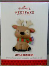 Hallmark 2013 Little Reindeer Member Exclusive Thank You Gift Keepsake Ornament