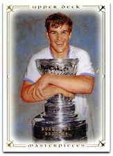 2008-09 UD Masterpieces - BOBBY ORR #82
