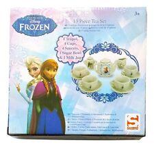 Disney Frozen 13 teiliges Tee-Set/Teeservice Porzellan