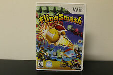 FlingSmash  (Nintendo Wii, 2010) *Tested/Complete