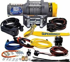 Superwinch 1135220 Terra 35 3500lbs/1591kg single line pull with roller fairlead