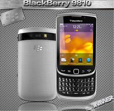 "Original Unlocked Blackberry 9810 touch cellphone 8GB 3.2 ""5mp keyboard wifi 3G"