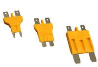 3 Piece Fuse Socket Connector Set - Test Mini, ATC / ATO, and Maxi Fuse Voltages