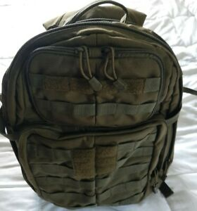 5.11 Tactical RUSH72 Military Backpack