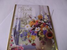 Just To Say Thank You.........Thank You Greetings Card