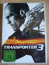 DVD Transporter 3 - Jason Statham