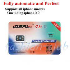 Turbo II sim Card Unlock for iPhone X 8 7 6S Plus 5S + iOS 10 11 4G Unlocked LTE