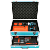 Makita DHP458 LXT 18V Cordless Combi Drill With 70 piece Accessory Bit Set