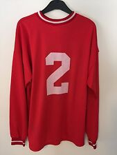 Otford united vintage euroki football shirt maglia trikot L jersey Match worn #2
