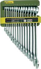 PROXXON Ring Maulschlüssel Satz Set 15 tlg Slimline Schlüsselweite 6-21 mm 23821