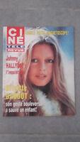 Ciné Telerevue - N°3 - 1985 - il Suo Gesto Sconvolgente - Brigitte Bardot