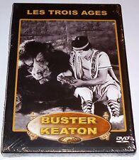 LAS TRES EDADES + 2 cortos / Buster Keaton / Precintada