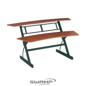 SWAMP XZ-703 Studio Workstation Table - Recording / Control Desk - 2 Tier