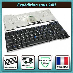 Clavier Français AZERTY pour HP Compaq NX8220 NW8240 NOIR