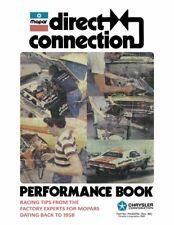 1958 1965 1975 1980 Mopar Direct Connection Racing Tips Performance SM