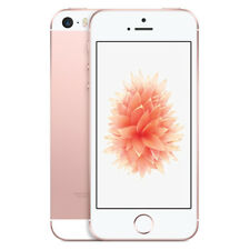 Apple iPhone SE - 32GB - Rose Gold (Straight Talk) Smartphone VGC