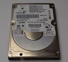 """30 GB IDE SEAGATE MOMENTUS st93012a 2,5"""" disco rigido interno"""