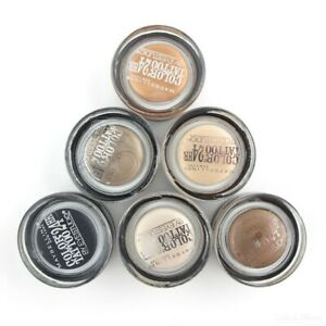 Maybelline New York Color Tattoo 24 HR Creme Eyeshadow - Choose Your Shade New