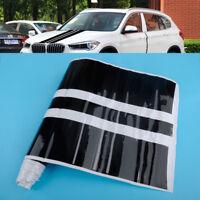 capot bande vinyle autocollant jupe camion rallye décoration de voiture course