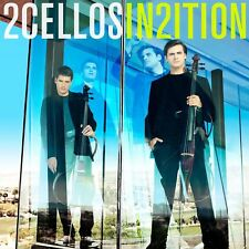 2Cellos (Sulic and Hauser) In2ition - NEW CD Two 2 Cellos Elton John,  Zucchero