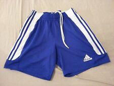 Boys adidas Shorts M Medium Blue Athletic