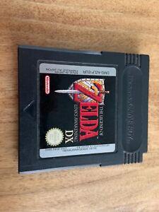 The Legend of Zelda: Link's Awakening DX - Nintendo Game Boy Classic GBC
