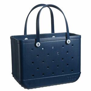 Bogg Bag Original Large You NAVY Me Crazy Bogg Tote 26OB-NMC