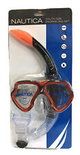 Nautica Youth Snorkel Set Swimming Snorkeling Beach Lake Pool New In Package