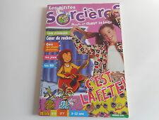 LES P'TITES SORCIERES N° 17 FEVRIER 2001 - C'EST LA FETE