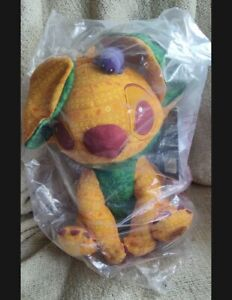 Stitch Crashes Disney Lion King Plush- New In Hand