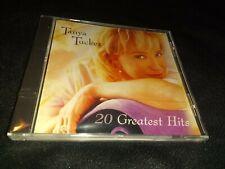 Tanya Tucker CD 20 Greatest Hits Capitol Records Hdcd