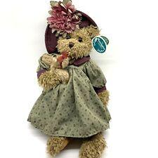 Bearington Bear Agatha & Christy Collectible