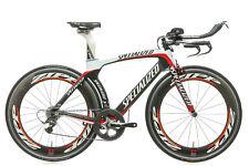 2009 Specialized S-Works Transition Time Trial Bike Medium Shimano Dura-Ace ZIPP