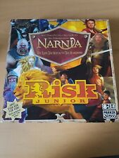 Risk Junior The Chronicles Of Narnia Board Game Parker 2005 Disney
