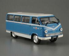 1:43  Raf-977DM Latvia Soviet Minibus Taxi Diecast Model Car DeAgostini