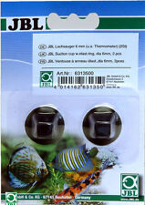 JBL Suction cup w.elast.ring, dia 6mm, 2 pcs part nr 631350