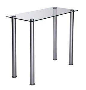 Branchdale Glass Desk