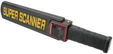 MERCURY High Performance Handheld RILEVAMENTO in METALLO Bacchetta di sicurezza facile da usare