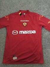 AS Roma Home Shirt 2003/04 Totti 10 X-Large Rare And Vintage