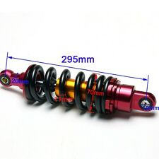 295mm  Motorcycle ATV Scooter Shock Absorber Rear Suspension Dirt Pit Bike QQL