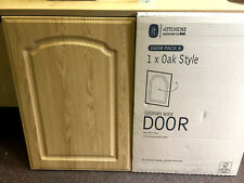 New B&Q Kitchen Doors Oak Style High quality .. Clearance ....