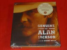 Genuine: The Alan Jackson Story by Alan Jackson (CD, 2015, 3 Discs, Legacy)
